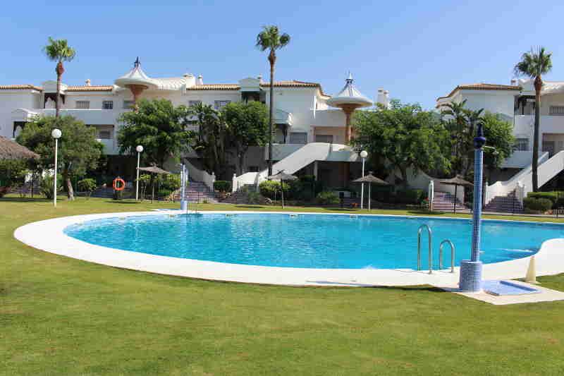 Alquiler de apartamentos con piscina
