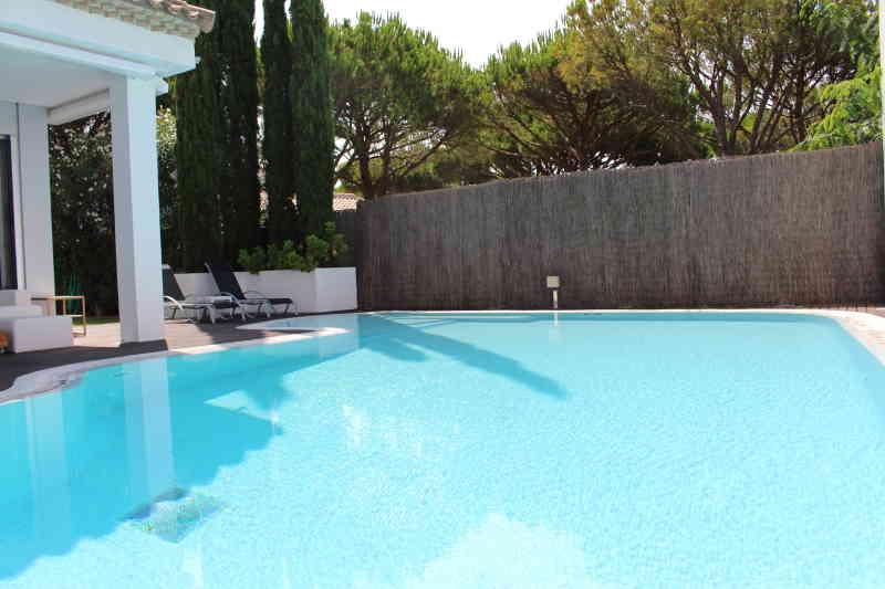 Alquiler de chalets con piscina