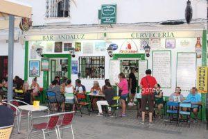 El Bar Andaluz Cervecería en Conil
