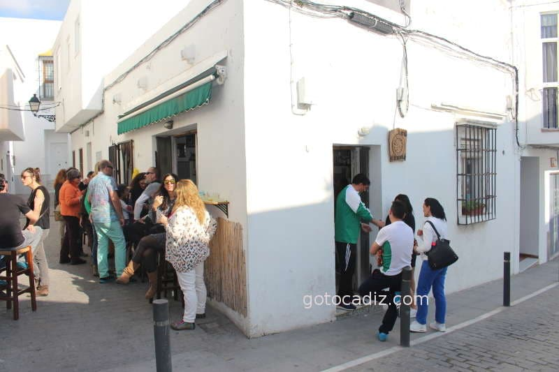 Bar Camelo en Conil