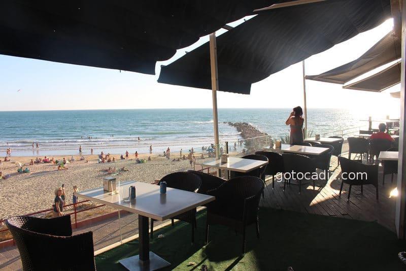 Restaurante Mares en Santa María del Mar