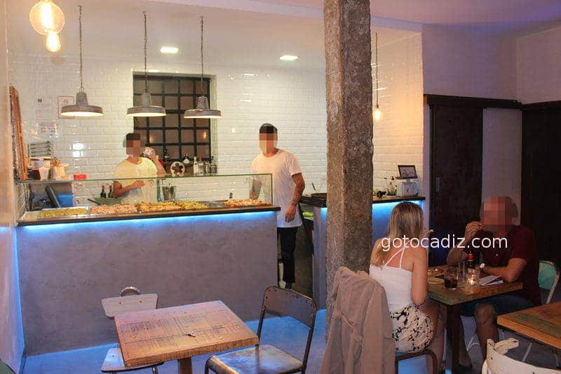 Cocina de la Bicicletta Taglio-Bar