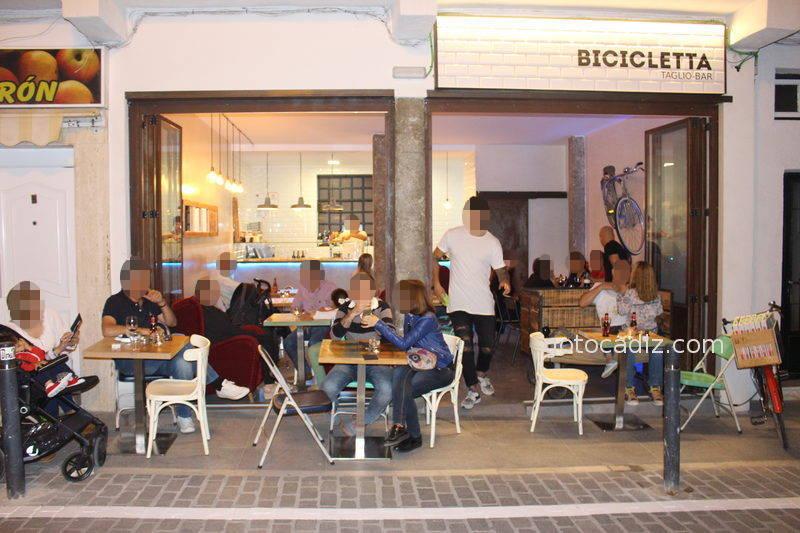 La Bicicletta Taglio-Bar en Conil