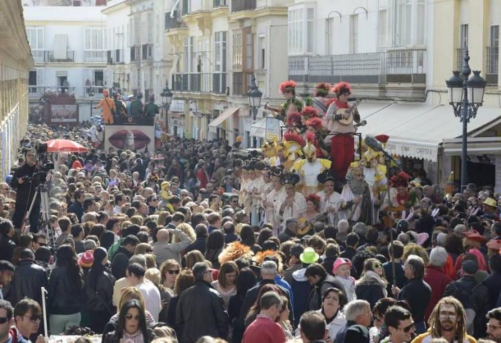 Carrusel de Coros del Carnaval de Cádiz