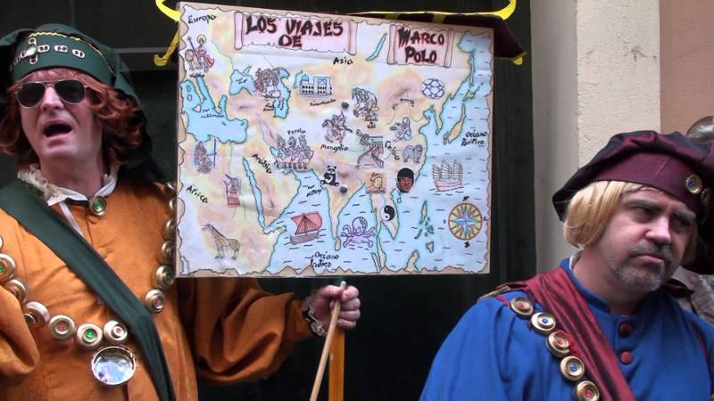 Romancero en el Carnaval de Cádiz
