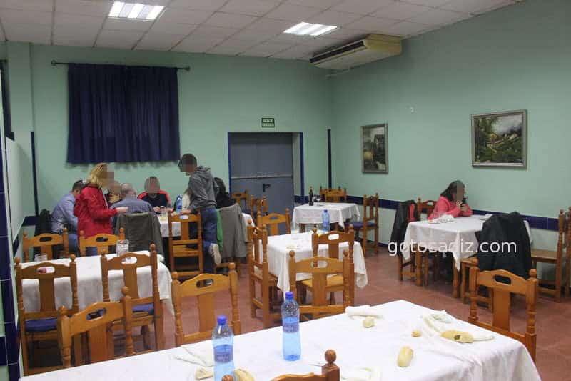 Comedor I de Casa Manolito