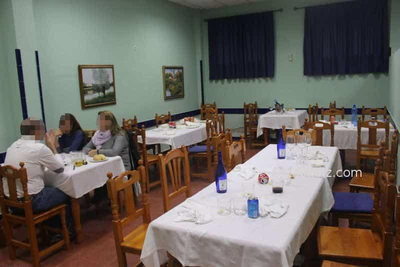 Comedor de Casa Manolito II