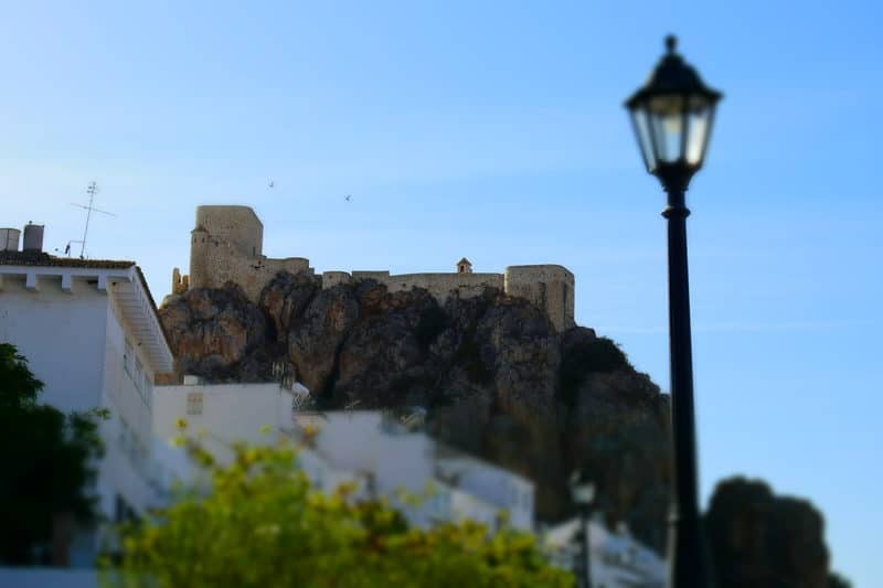 Castillo de Olvera