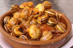 23 bares imprescindibles para comer caracoles en Cádiz