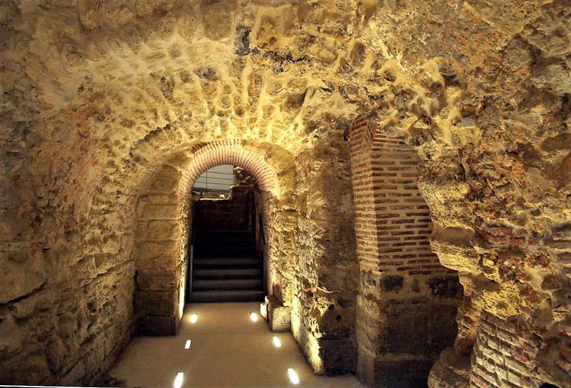 Cloacas romanas de Medina Sidonia