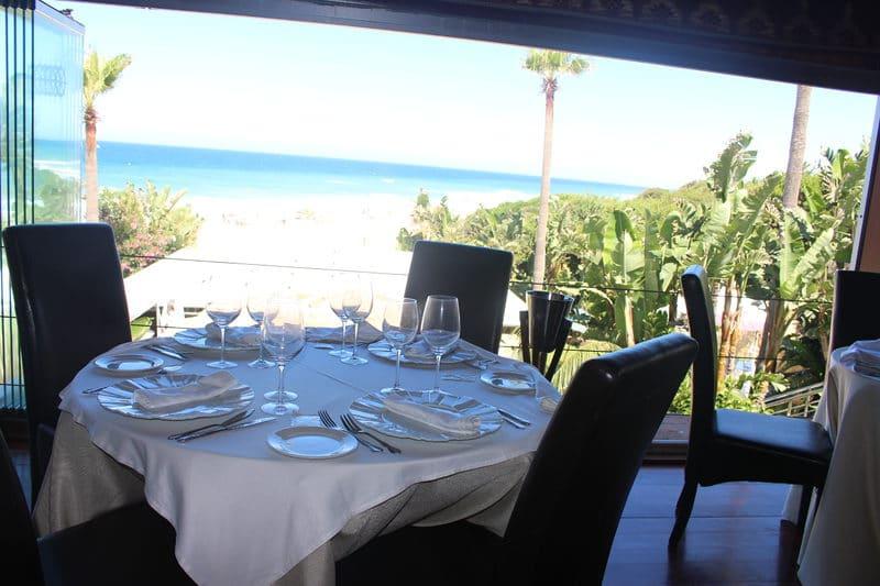 Mejores restaurantes en Cádiz