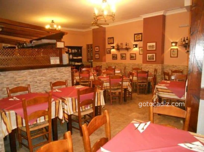 Pizzeria Da Pietro en Conil