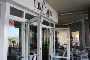 Doña Calma Gastrobar en Sanlucar
