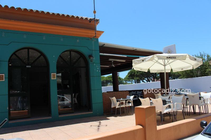 Restaurante El Cantón de Chiclana en La Barrosa