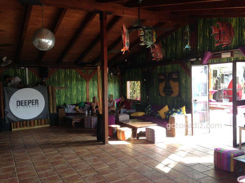 Zona interior de El Dorado