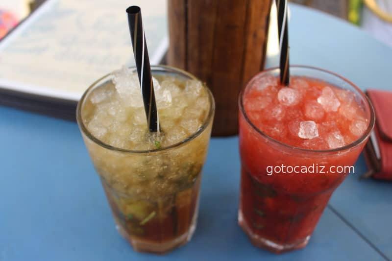Cocktails de El Dorado