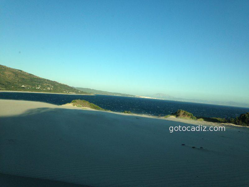 Vistas camino de El Mirlo (Punta Paloma)