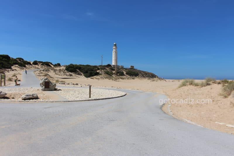 ¿Subir al Faro o ir a la playa? ¡difícil elección!