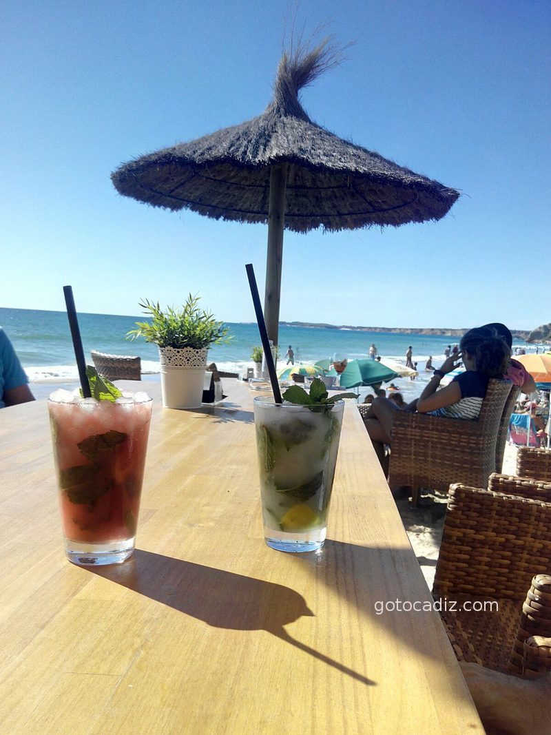 Cocktails del Feduchy Playa