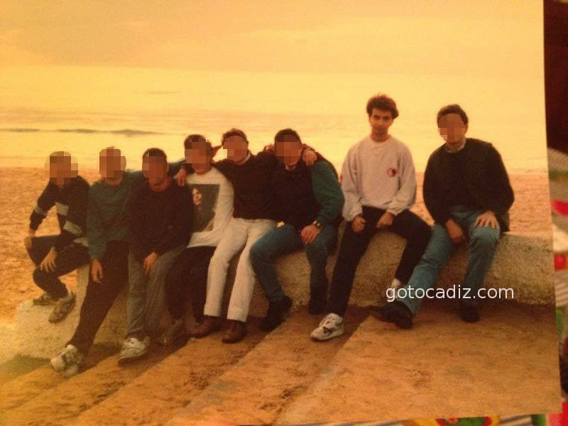 gotocadiz playa roche foto antigua