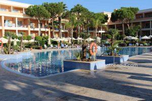 Hotel Barrosa Palace en Sancti Petri