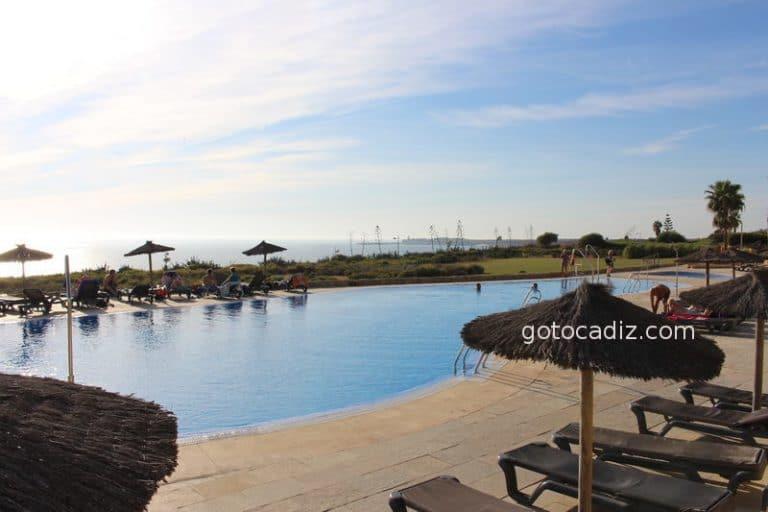 Hotel Garbi Costa Luz Conil ¡vistas fantásticas al mar!