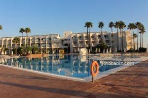 Hotel Royal Andalus ¡uno de los primeros de Sancti Petri!