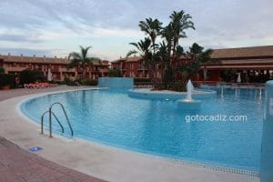 Hotel Tartessus Sanctipetri 7/11