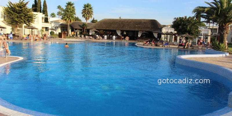 Hotel Vincci Sanctipetri ¡todo un resort!