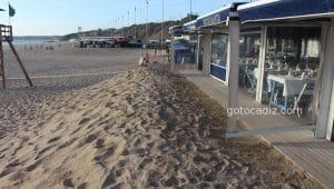 La Fontanilla Conil ¡o como comer muy bien a pie de playa!