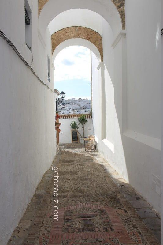 Calle donde está La Judería