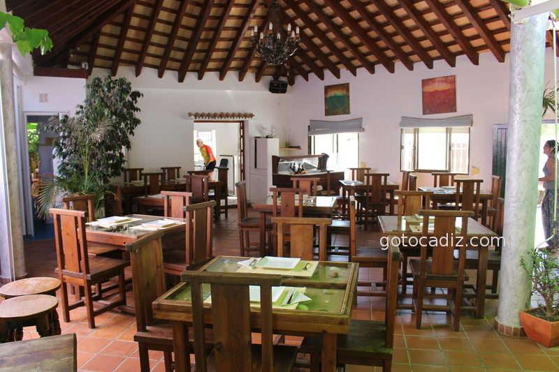 Comedor del Restaurante Castillejos