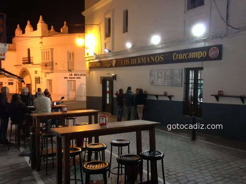 Bar Los Hermanos en Conil
