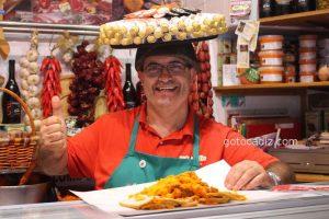 Carnicería Paco Melero en Vejer ¡o diga lomo en manteca!