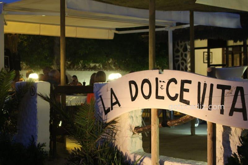Pizzeria La Dolce Vita en El Palmar