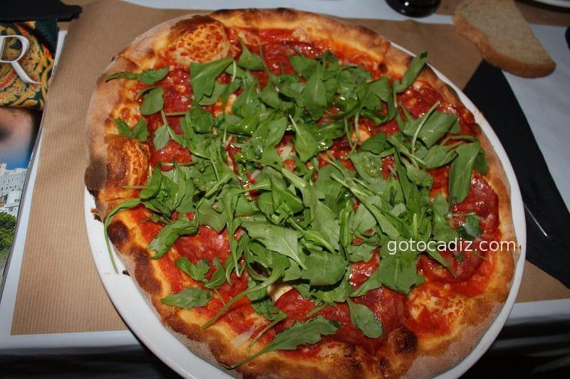 Pizza Nonno Adolfo de La Dolce Vita El Palmar (Vejer)