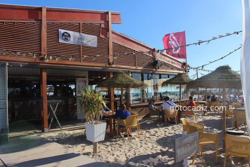 Chiringuito Nahu Beach en Cortadura