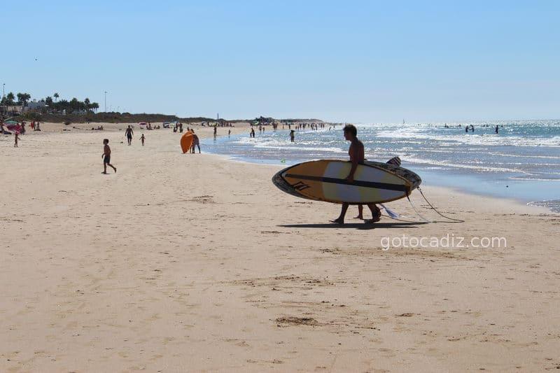 Padel surf en El Palmar