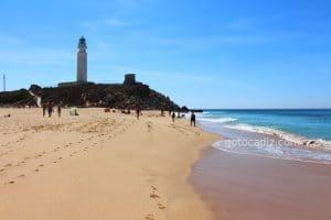Playa del Faro de Trafalgar ¡espectacular y mágica!