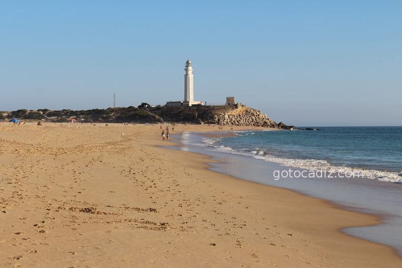 Playa del Faro de Trafalgar
