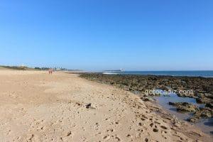 Playa de La Mangueta en Vejer ¡ideal para el nudismo!