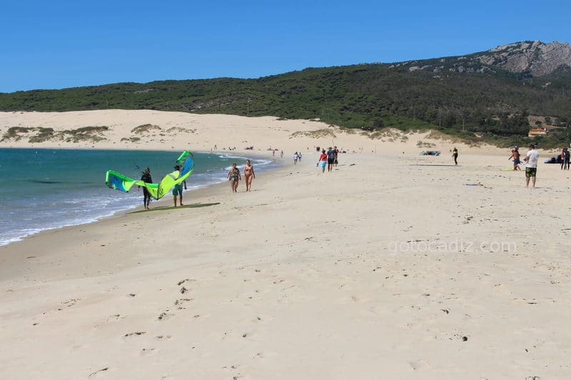 Playa de Punta Paloma