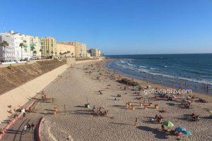 Playa de Santa María del Mar