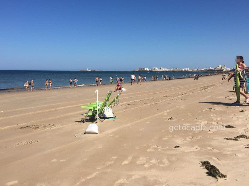 Playa Victoria (Cadiz)