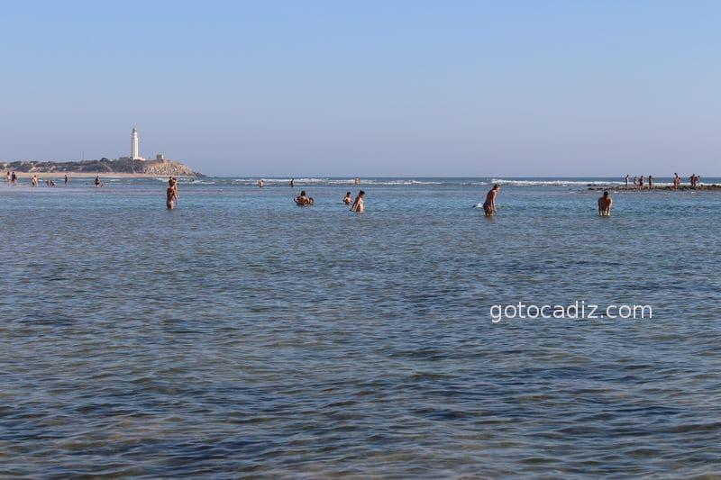 Laguna de la playa de Zahora 2/2