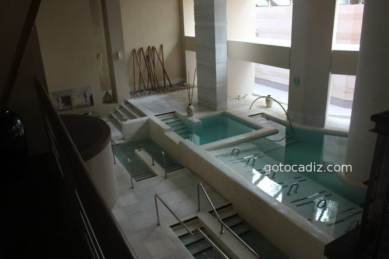 SPA del Royal Hideaway 3/10