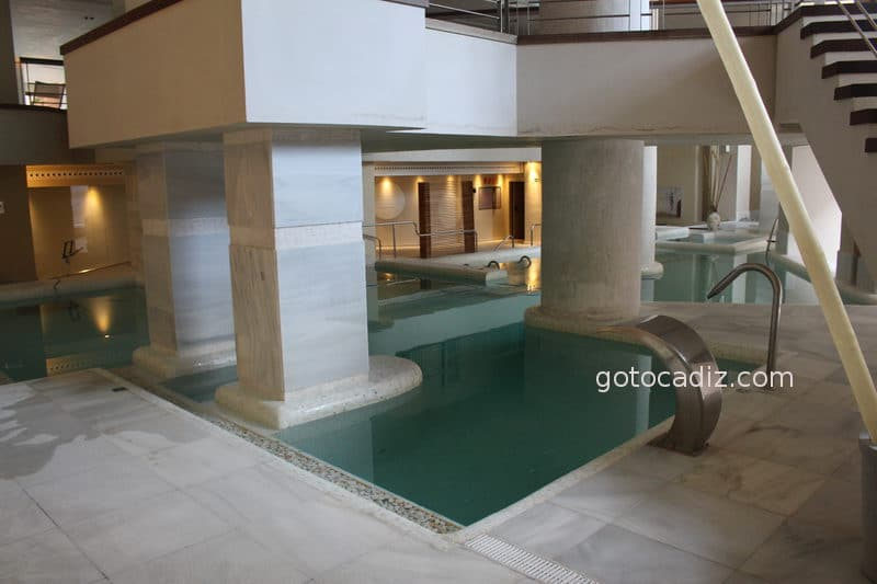 SPA del Royal Hideaway 4/10