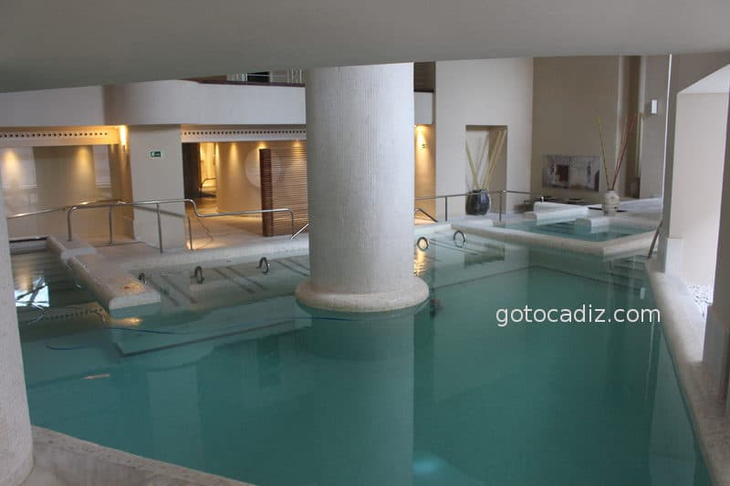SPA del Royal Hideaway 5/10