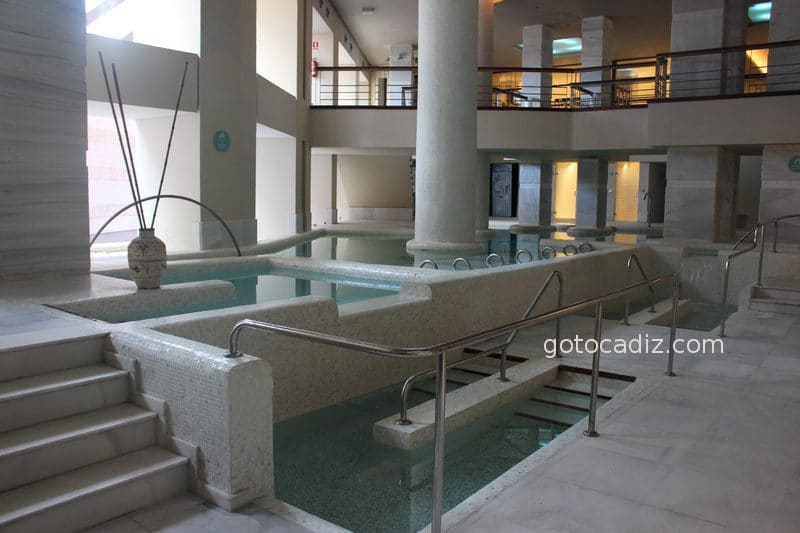 SPA del Royal Hideaway 9/10