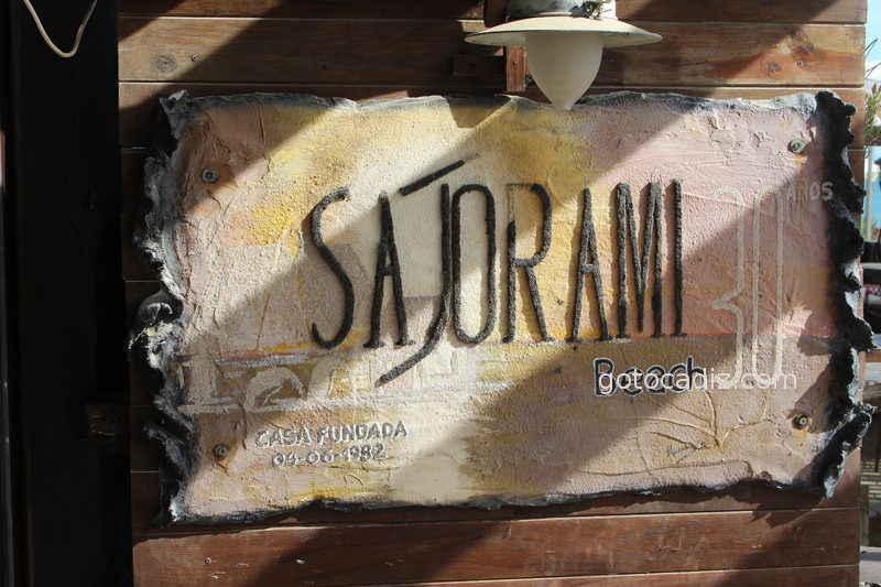 El Sajorami fue fundado ¡en 1982!